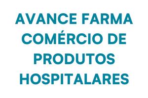 AVANCE FARMA COMERCIO DE PRODUTOS HOSPIT